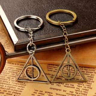 Harry Potter - Deathly Hallows Keychains ( D1 )