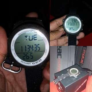 Jam tangan Dive Comp