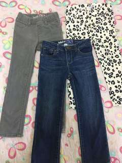 GAP PANTS FOR GIRL(1 PC RM40)