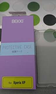 Bekki Sony Experia XP專用 保護膠殼