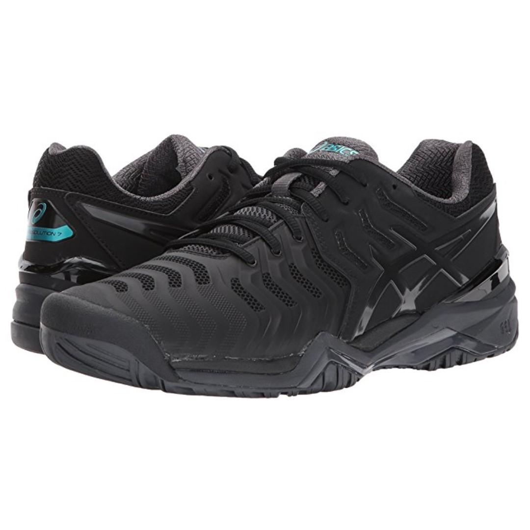 ASICS - lapis) Chaussure de tennis 3259 Gel Resolution 7 7 pour homme (noir/ gris foncé/ lapis) 1ceddef - e7z.info