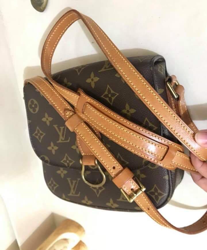 28f2768c02a1 Authentic Louis Vuitton St. Cloud Sling Bag PM Size