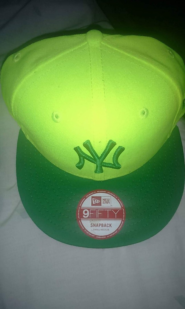 886fabe4d61 Authentic NEW ERA 9Fifty New York Yankees snapback cap