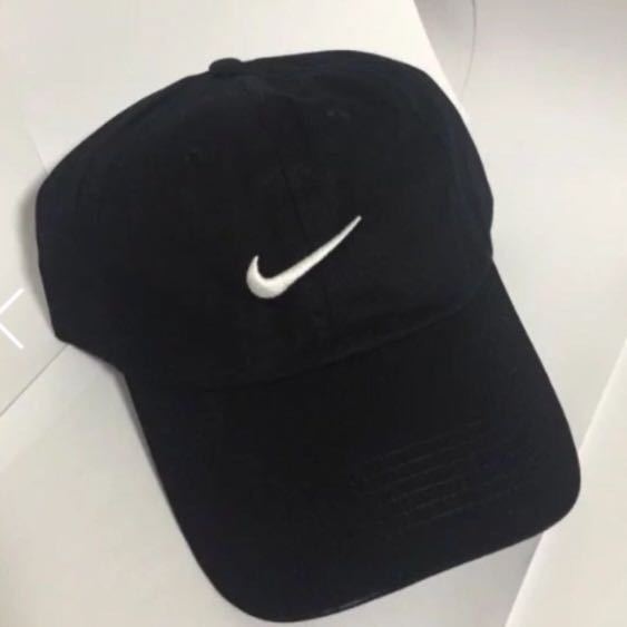 Authentic Nike Baseball Black Cap d760c009a33