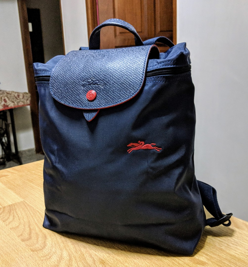 cdbe0f8aa0 (Paris special edition) Longchamp LE PLIAGE Backpack