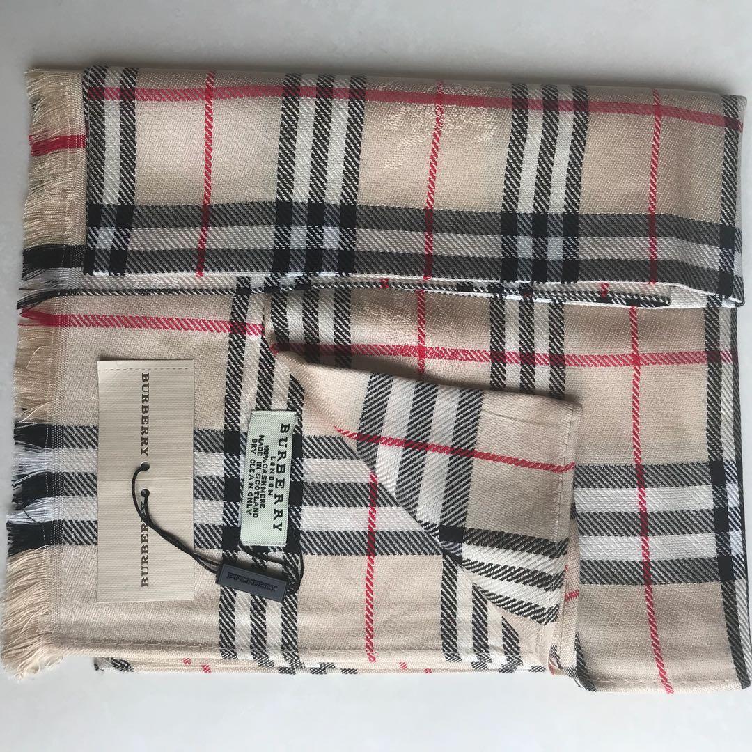 Burberry scarf premium quality 0db9e26b4c
