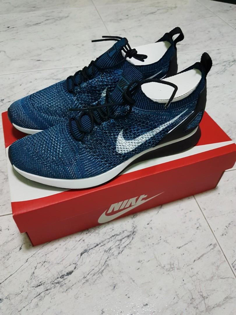 2e986df3057ff CLEARANCE!!) Nike Mariah Flyknit Racer Cirrus Blue