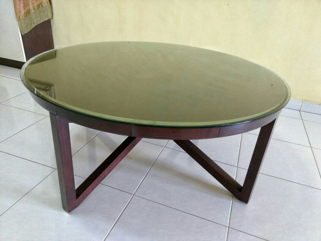 Designer Maple Coffee Table From Hbf Furniture Usa Furniture