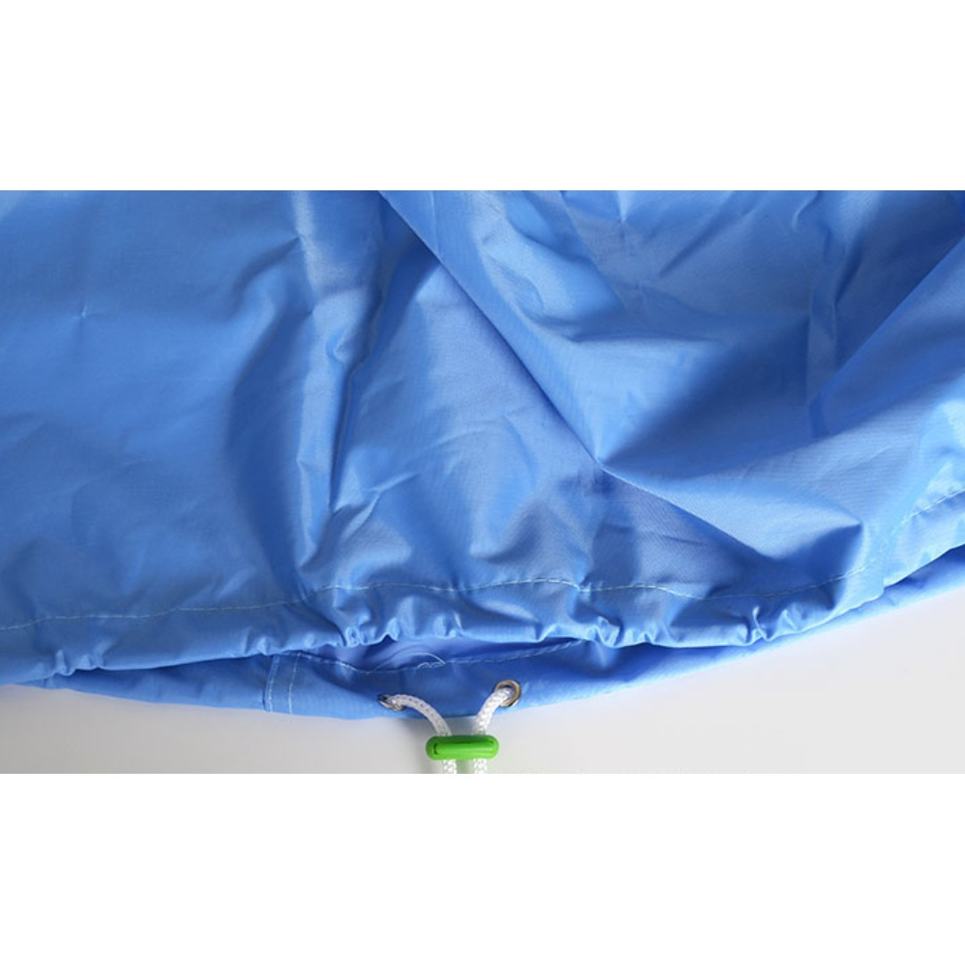 DIY Aircon Cleaning Bag Cover with Drainage Tube