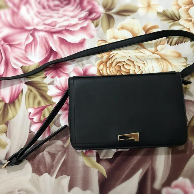 Flash sale!  Single color fashionable crossbody bag tas selempang ... 2a5f42fc4e