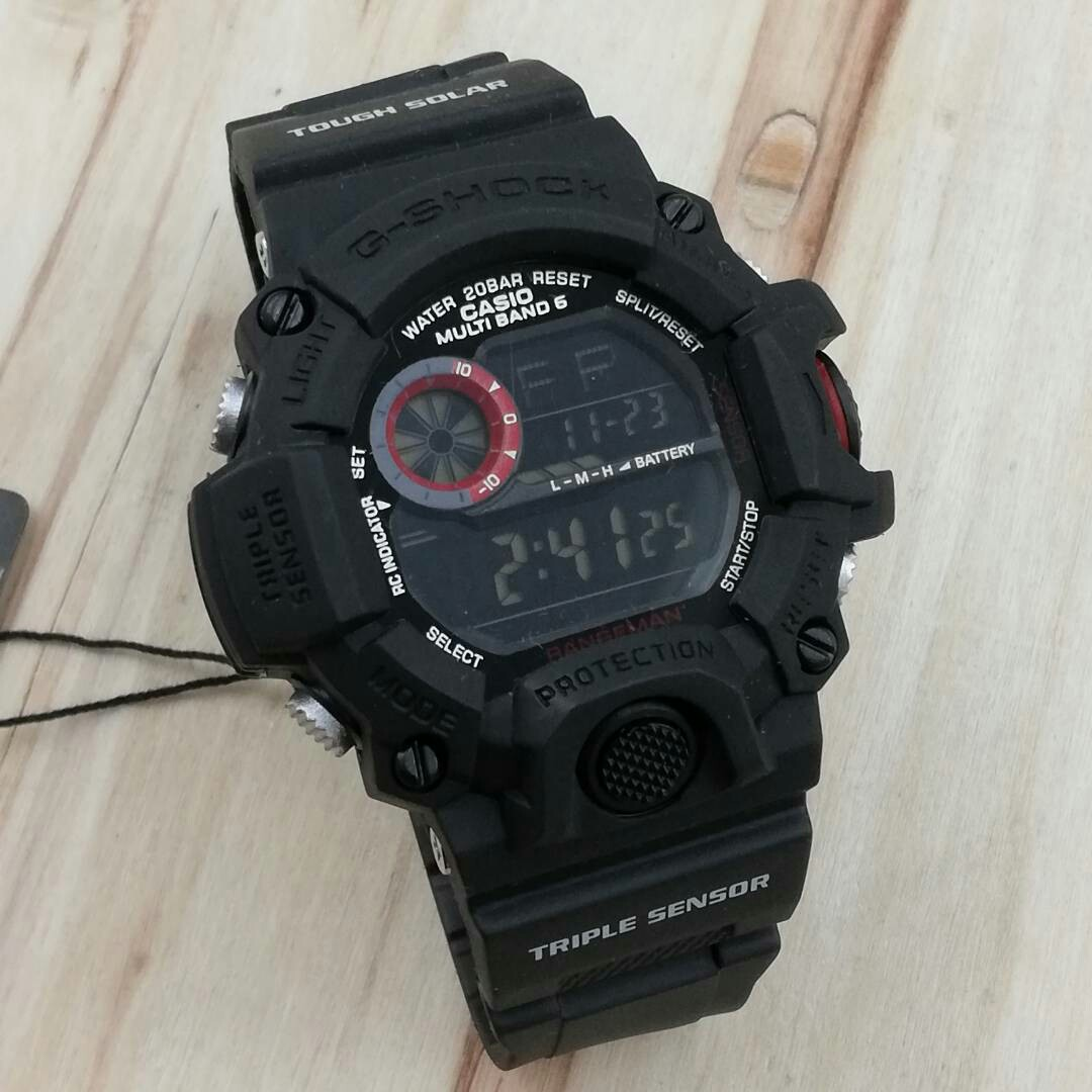 info for a83b7 562c3 G-SHOCK RANGEMAN