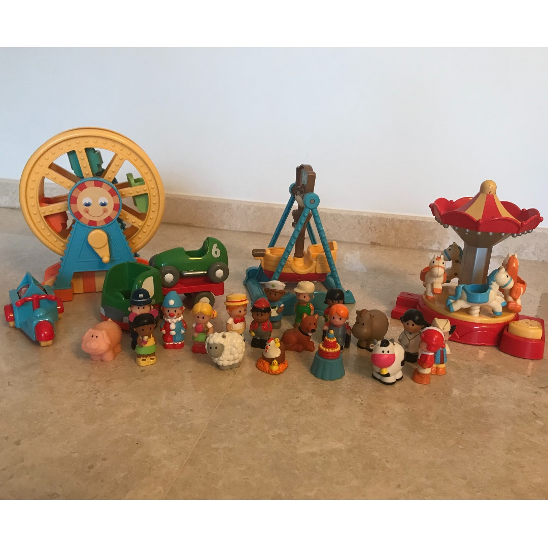 Happy Land Fair Ground, Toys & Games, Others on Carousell