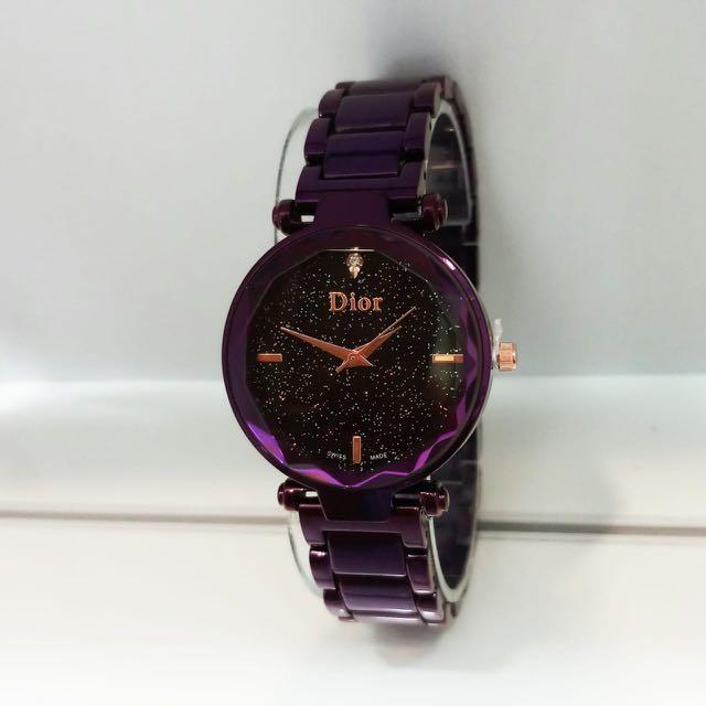 Jam tangan dior elegnt mewah adb1de4934