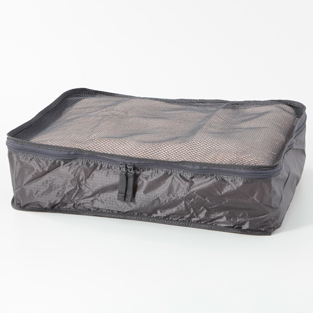 Muji Travel Organizing Case Travel Travel Essentials Travel Accessories On Carousell