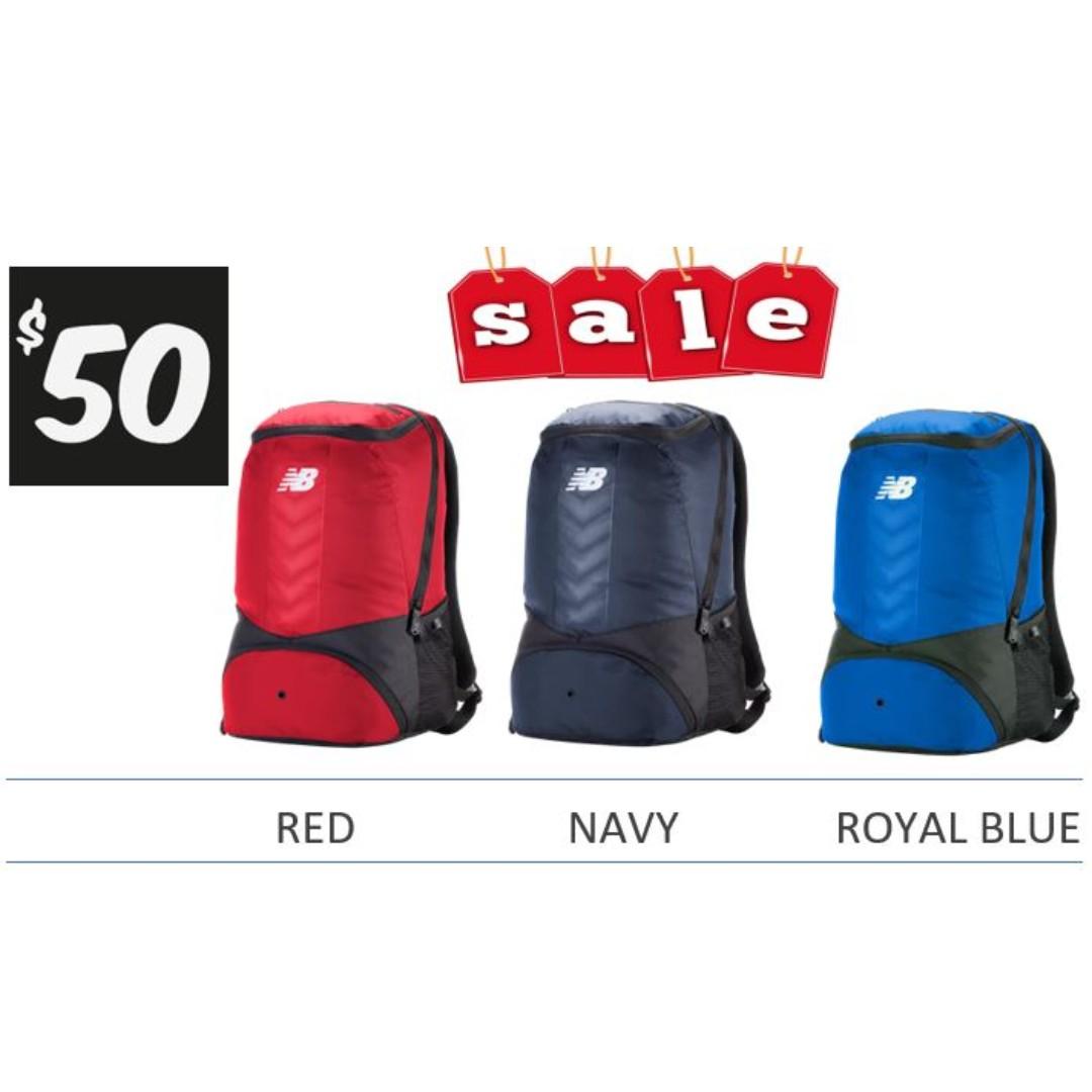 2822d3b67f New Balance Team Ball Backpack