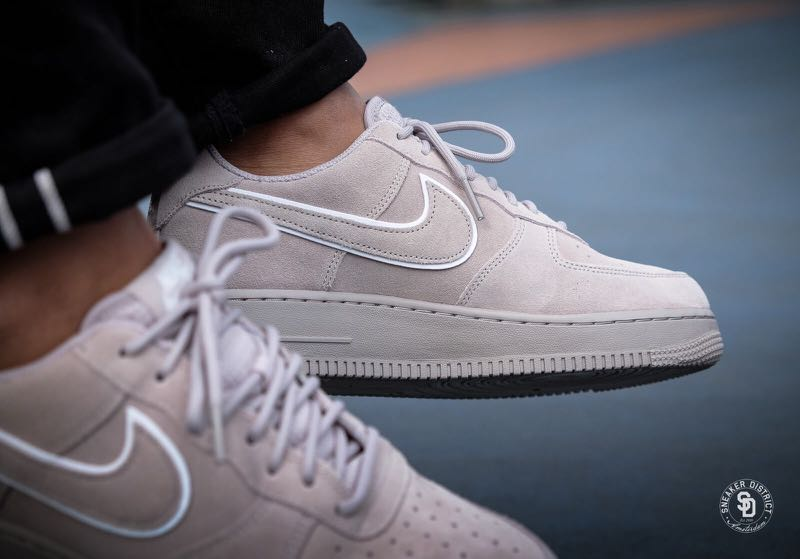 97aa60ac Nike Air Force 1 Moon Particle Sepia Stone UK 6 - 11, Men's Fashion ...