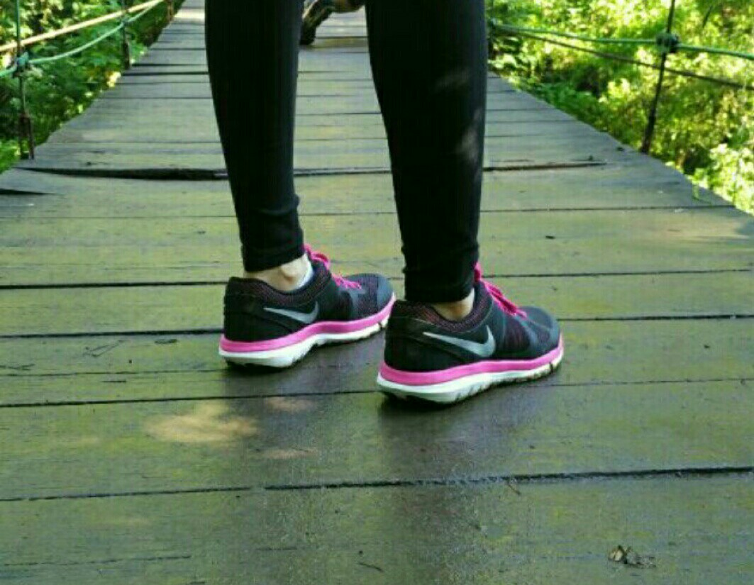 Nike Flex Original Preloved Fesyen Wanita Sepatu Di Carousell