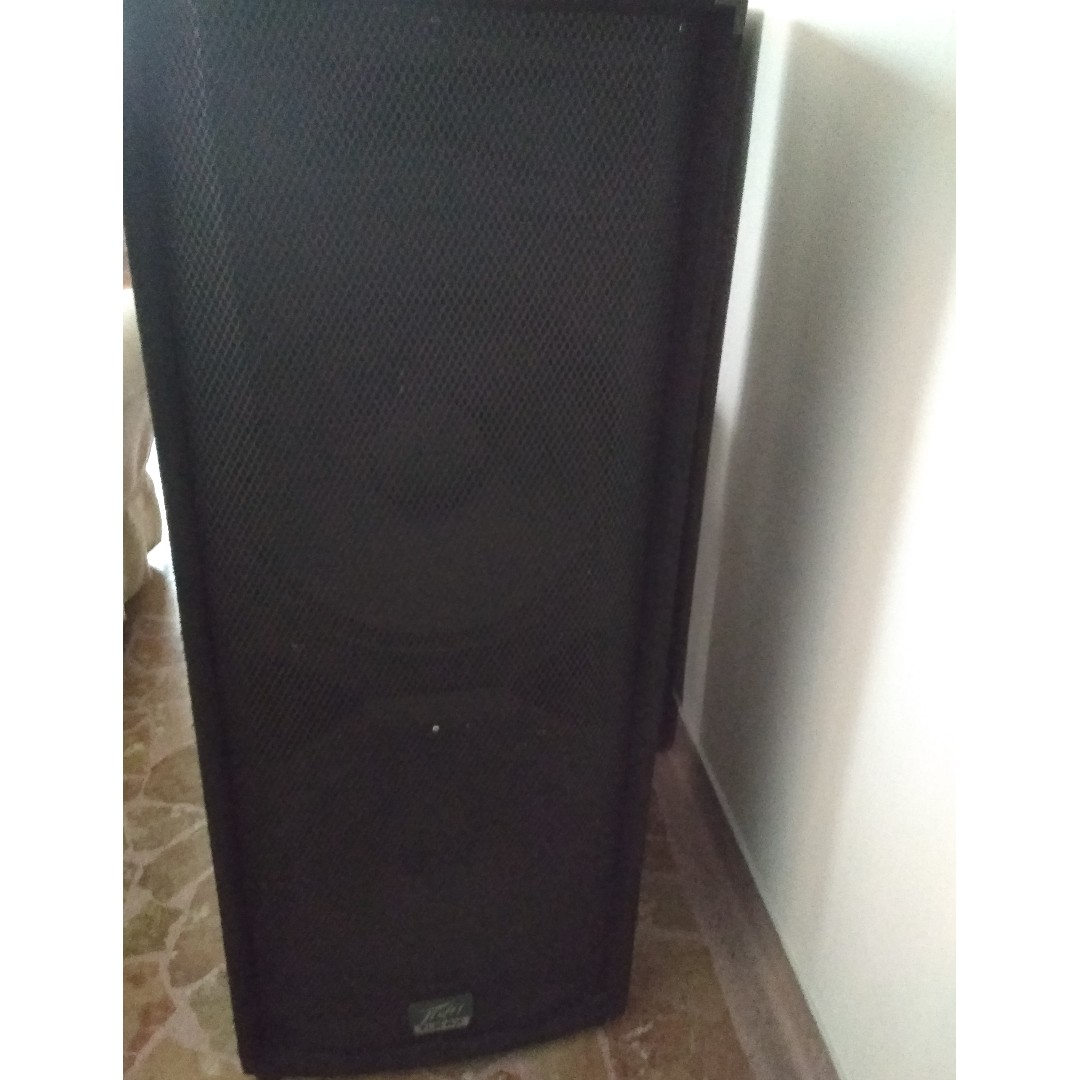 Peavey TLS 4X Passive Speaker (Made in USA) Pair For Sale