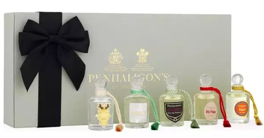 (BN) Penhaligon's Ladies Miniature Fragrance Collection (5 x 5ml)