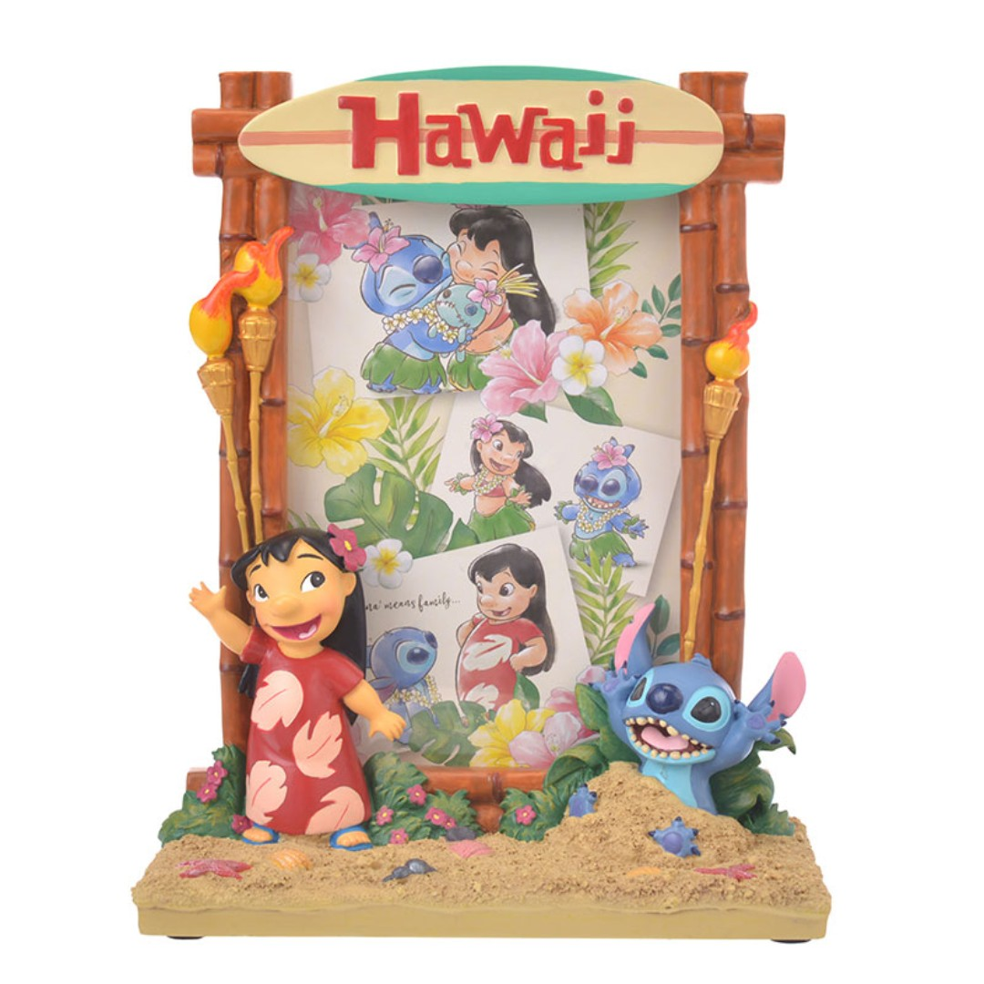 PO] Disney Japan Photo Frame Lilo & Stitch Stitch Day, Bulletin ...