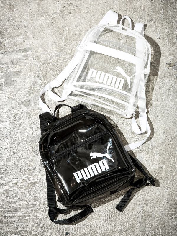 afd0daada23 PUMA TRANSPARENT BACKPACK