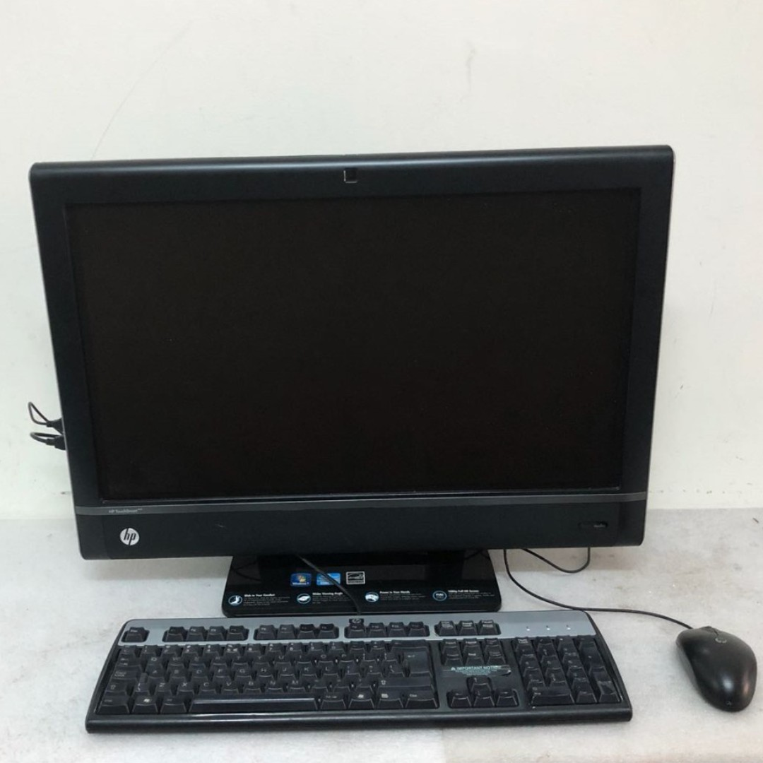 Refurbished HP TouchSmart 610 (All in One), Electronics