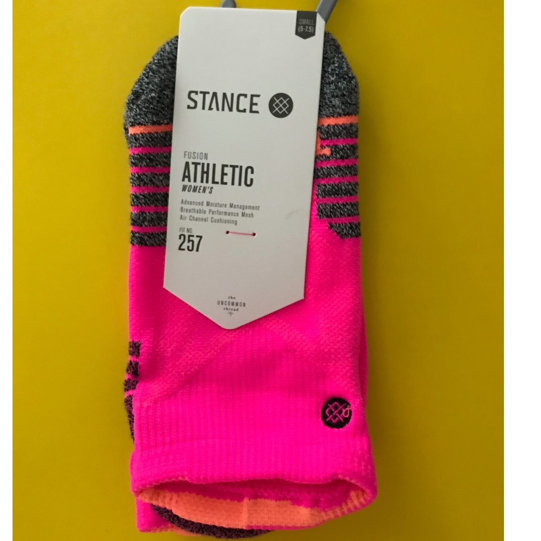 a886646a8 Stance Athletic women sock - pink, Women's Fashion, Accessories ...