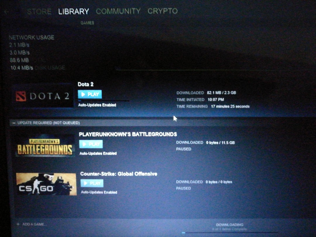 Steam Acc Dota 2 Pubg Csgo Video Gaming Video Games On Carousell