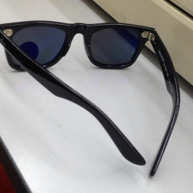 9b71d1f17a Wayfarer Ease Black Model Polarized lenses RB-4340