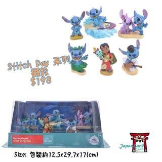 🇯🇵️️日本Disney Store - Stitch Day系列擺設