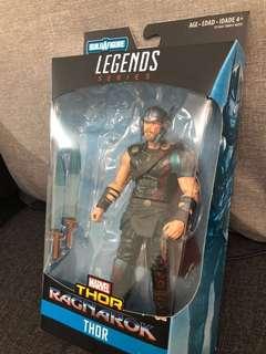 Marvel legend Thor Ragnarok (Hulk BAF) series