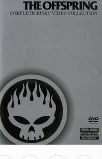 arthdvd THE OFFSPRING Complete Music Video Collection + Live Performance DVD