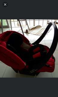 Baby Car Seat cum carrier