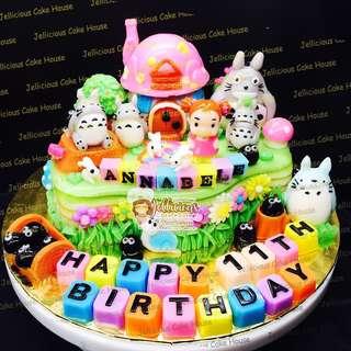 Handmade Japanese Premium Jelly Cakes