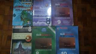 HIGH SCHOOL BOOKS (assorted from Grades 7-12)