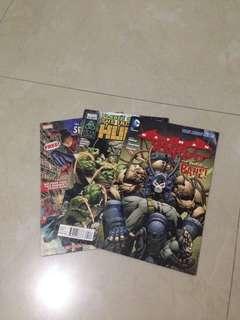 Marvel&DC Comics