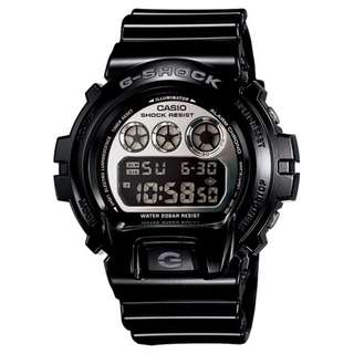 CASIO G-SHOCK DW-6900 series DW-6900NB 黑色 GSHOCK DW6900NB