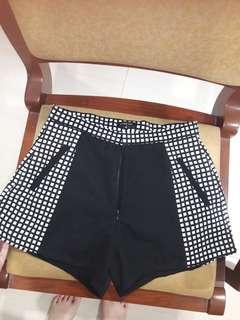 Monochrome B&W shorts (never been worn)