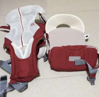 Combi Compact 4 IN 1 Carrier