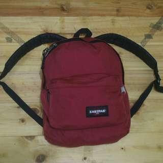 Eastpak backpack maroon original
