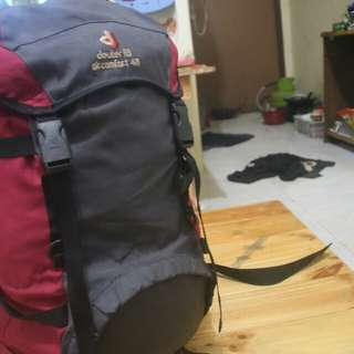 Deuter Rs aircomfort 48 carriel backpack original