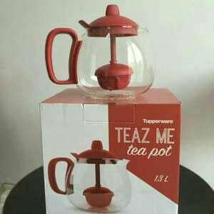 Teaz me tea tupperware