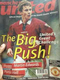 Manchester United Official Magazine