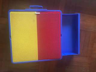 LEGO carry case and storage