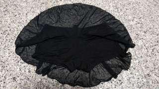 Chiffon Shorts Skirt