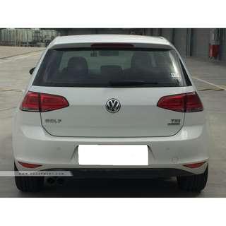 Volkswagen Golf MK7 1.4 TSI