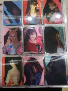 WTS TWICE PG2 PC set