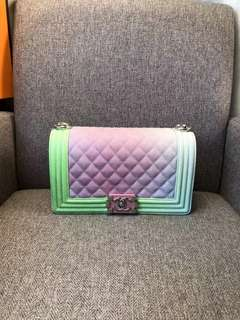 Chanel Leboy Rainbow