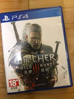 The Witcher 3