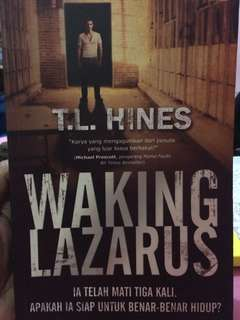 Walking Lazarus